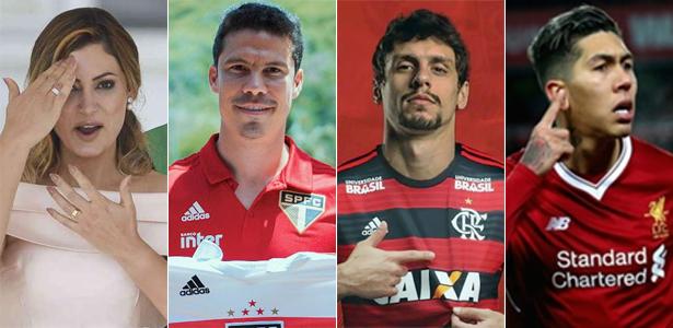 Assim como um golaço foi a volta de Hernanes ao São Paulo, oficializada no último sábado (29)