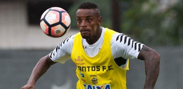 Empréstimos do zagueiro Cleber são os que mais geram prejuízos ao Santos. Foto: Ivan Storti/Santos FC/Via UOL