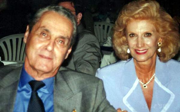 Gylmar e Raquel: o amor continua vencendo!