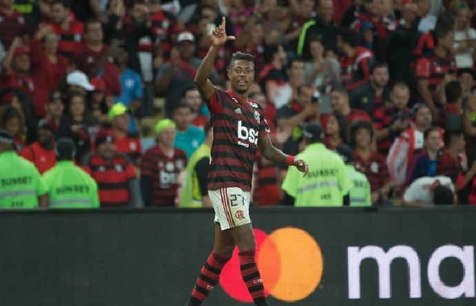 O duelo de volta está marcado para a próxima quarta-feira (28), às 21h30, no Beira-Rio. Foto: Alexandre Vidal/Flamengo