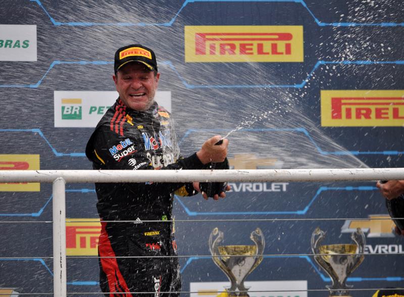 Piloto da Full Time Sports venceu a prova milionária em duas ocasiões. Foto: Marcos Júnior Micheletti/Portal TT