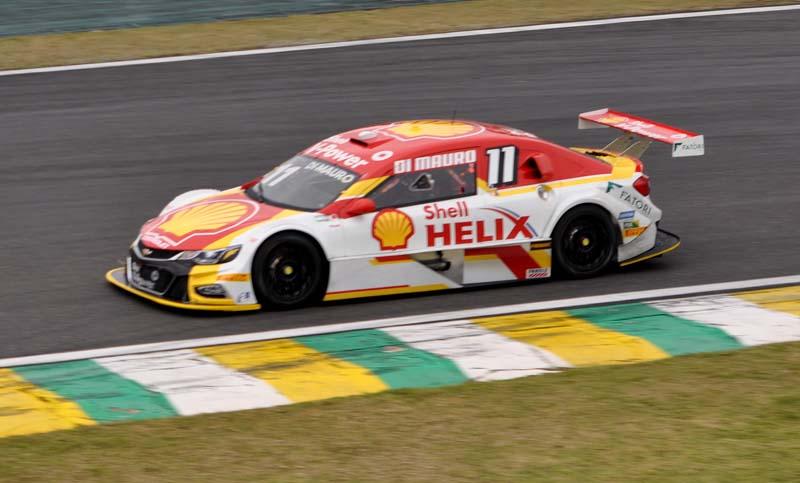 Jovem piloto da Shell Helix Ultra teve ótimo desempenho em Interlagos. Foto: Marcos Júnior Micheletti/Portal TT