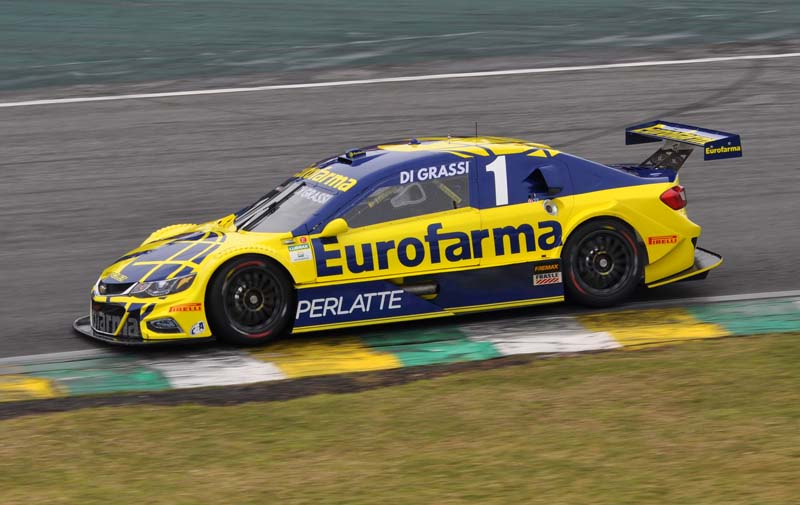 Piloto da Eurofarma parte da posição de honra do grid em Interlagos. Foto: Marcos Júnior Micheletti/Portal TT