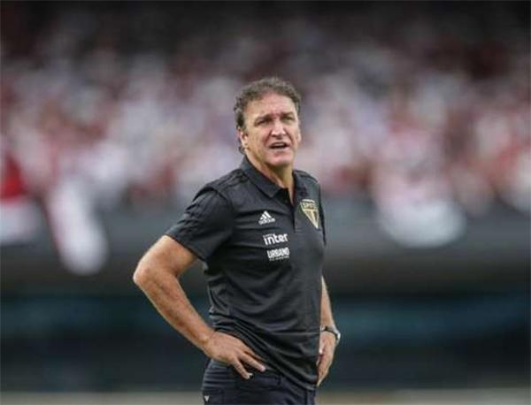 A vitória do Vasco colocou um ponto final na sequência de cinco triunfos do São Paulo. Foto: Rubens Chiri/SPFC