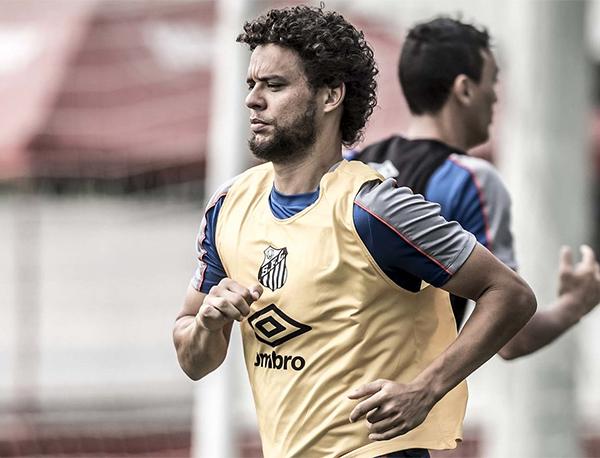 O Peixe segue com o incômodo jejum de três jogos sem vencer Foto: Ivan Storti/Santos FC
