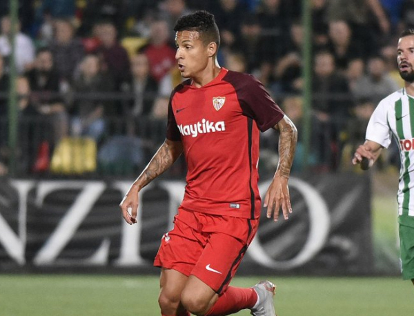 """A """"Sky Sports"""" informa ainda que o Atalanta poderá comprar o lateral. Foto: Divulgação"""