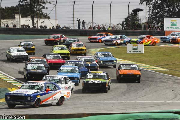 Etapa paulistana, quinta do campeonato, teve disputas emocionantes. Foto: André Santos/Time Sport
