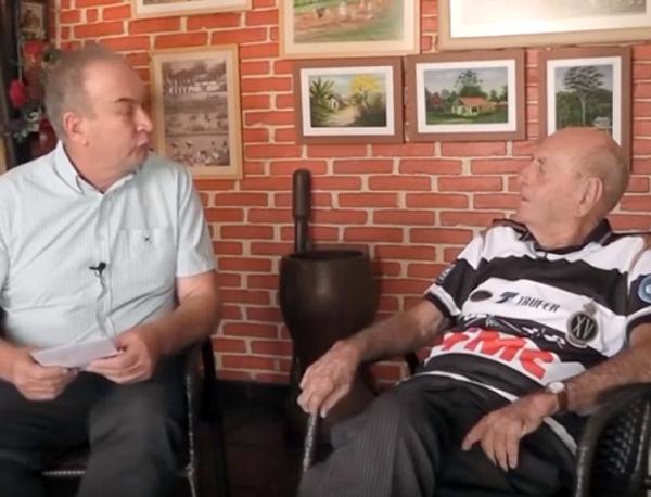 O ex-jogador conversou com exclusividade com Edvaldo Tietz