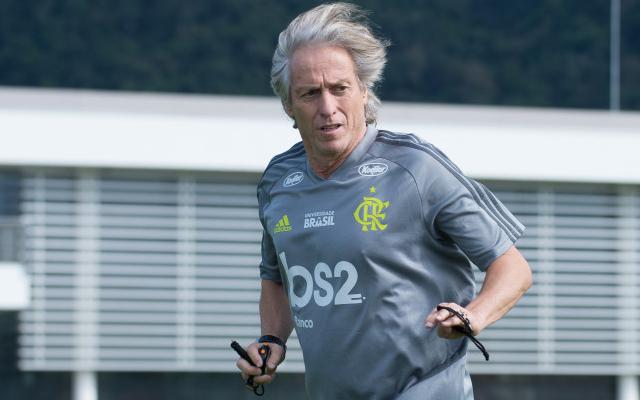 Técnicos estrangeiros chegam no nosso país com um poder de convencimento diferenciado. Foto: Alexandre Vidal/Flamengo