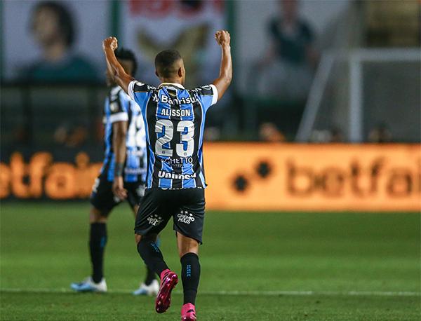 O Grêmio espera do confronto entre Inter e Fla o seu oponente nas semifinais. Foto: Divulgação/Grêmio