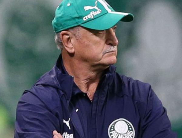 Felipão explicou também a opção por Deyverson. Foto: Cesar Greco/Ag. Palmeiras