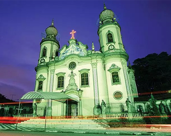Igreja Nossa Senhora do Brasil. Foto: Heudes Regis/Veja SP