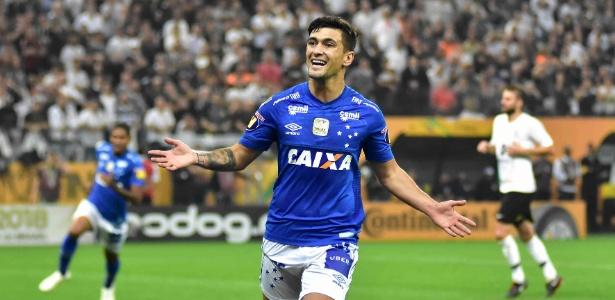 Jogador pediu para deixar o Cruzeiro. Foto: EDUARDO CARMIM/AGÊNCIA O DIA/ESTADÃO CONTEÚDO/Via UOL