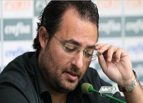 Mattos assumiu o posto de diretor de futebol em 2015.(Foto: Cesar Greco)