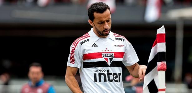 De um Tricolor para o outro: Nenê pode trocar São Paulo pelo Fluminense