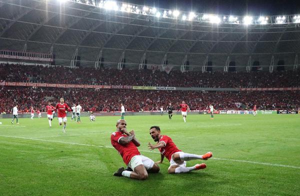 Equipe gaúcha retomou atividade e tem mais um treino antes do jogo no Beira-Rio. Foto: site oficial do Inter