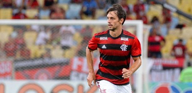 O zagueiro comentou também o desejo de voltar a defender a seleção. Foto: Alexandre Vidal/Flamengo