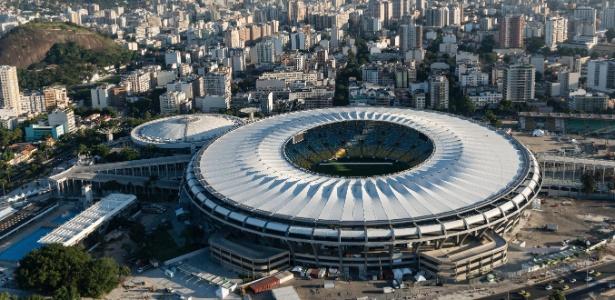 Maracanã será o palco da final do torneio. Foto: Getty Images/via UOL