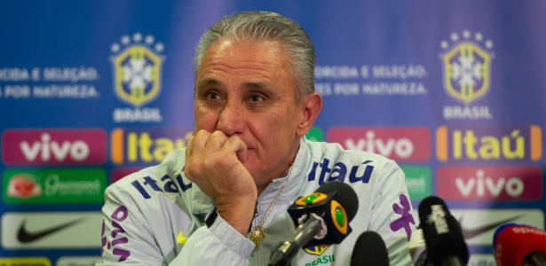 Tite tem contrato para dirigir a seleção brasileira até 2022. Foto: Pedro Martins/MoWA Press