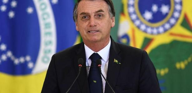Jair Bolsonaro deve prestigiar sorteio da Copa América. Foto: Evaristo Sá/AFP