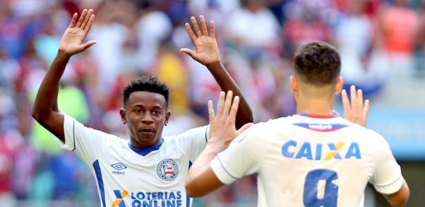 Ramires foi a principal revelação do Bahia no último Campeonato Brasileiro. Foto: Felipe Oliveira/EC Bahia