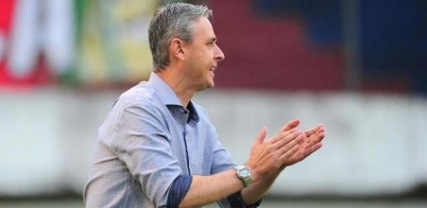 Tiago Nunes: contrato renovado com o Athletico por mais um ano. Foto: Aquivo Pessoal