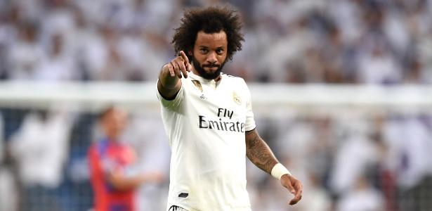 Lateral é o único brasileiro na equipe. Foto: Denis Doyle/Getty Images