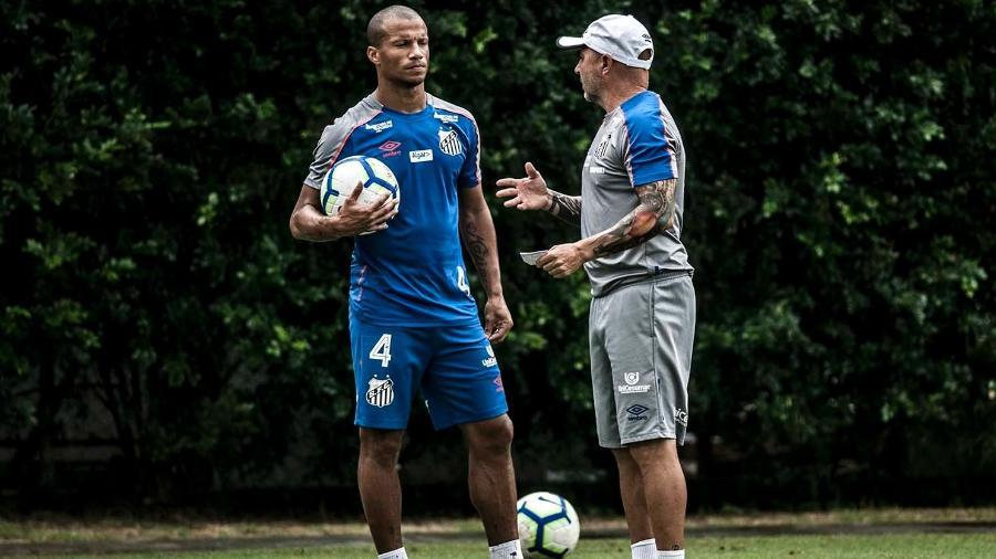 O jogo entre Santos e Flamengo está marcado para o próximo sábado. Foto: Ivan Storti/Santos