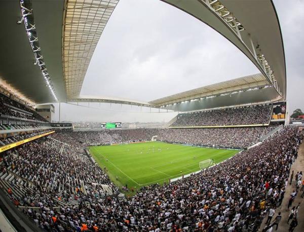 O Corinthians também se manifestou em seu site oficial