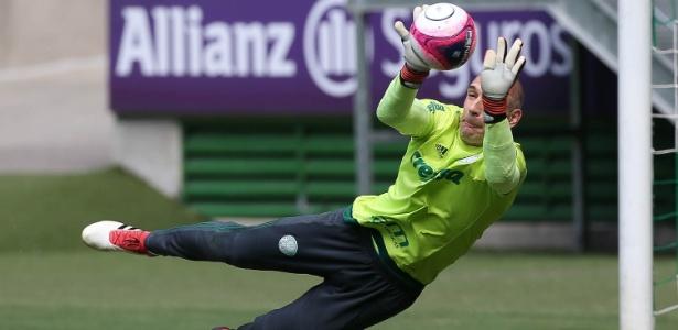 Prass vai desfalcar o Palmeiras na excursão durante a pausa para a Copa
