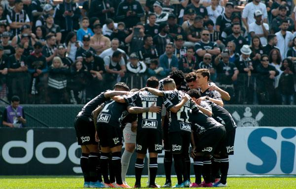 CBF anunciou mudanças na tabela do Campeonato Brasileiro. Foto: Daniel Augusto Jr/Ag. Corinthians