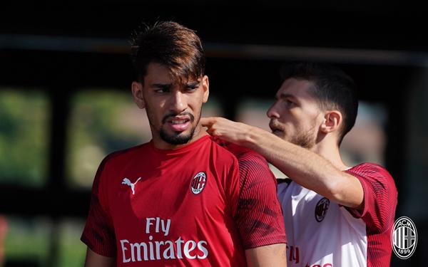 Meio-campista respondeu a uma crítica do treinador da equipe italiana. Foto: Divulgação/site oficial do Milan