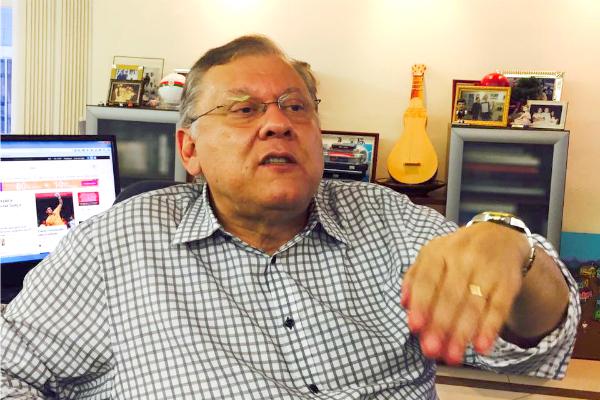 O Blog Salgueiro FC publica nesta segunda-feira a primeira parte da entrevista com o jornalista e publicitário Milton Neves. Polêmico, o maior apresentador de rádio do país diz não ser contra o técnico Dunga e revela saborosas histórias de bastidores, envolvendo o atual técnico do time canarinho. Confira!