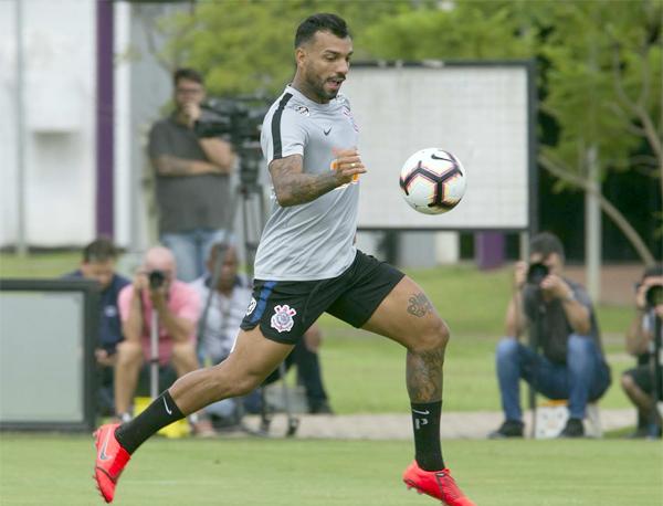 Nesta temporada, Michel Macedo entrou em campo 16 vezes. Foto: Daniel Augusto Jr./Agência Corinthians