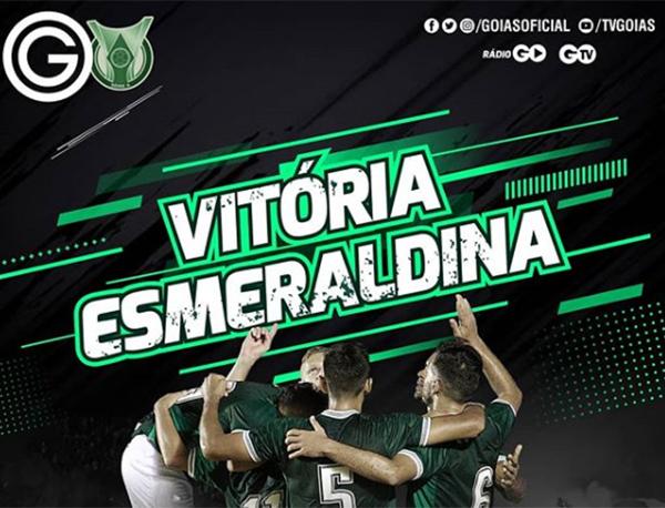 O placar foi de 3 a 0, construído com gols de Michael, Rafael Vaz e Yago Felipe