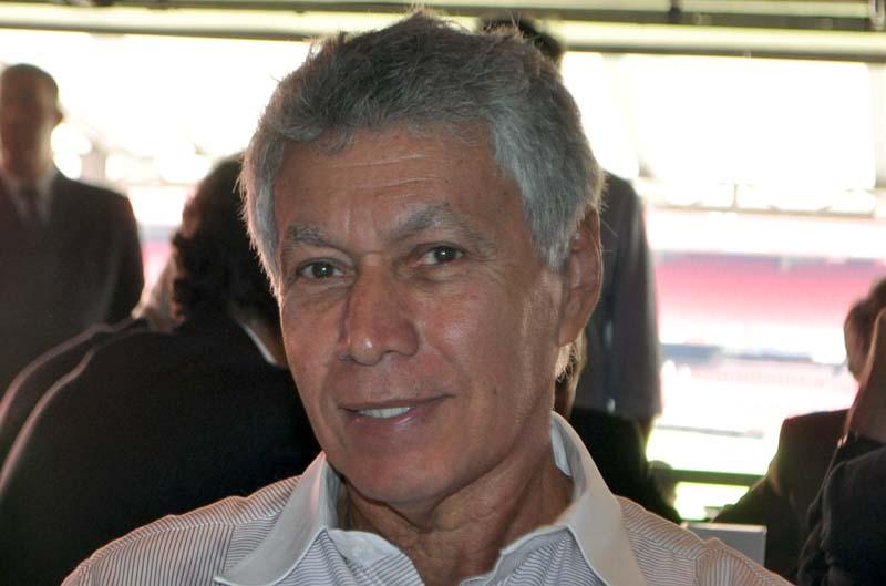 Titular na Copa de 70, o volante jogou por 14 anos no Santos Futebol Clube. Foto: Marcos Júnior Micheletti/Portal TT