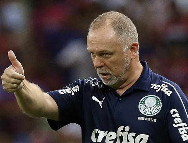 "Palmeiras encara o único ""algoz"" antes da Copa América"