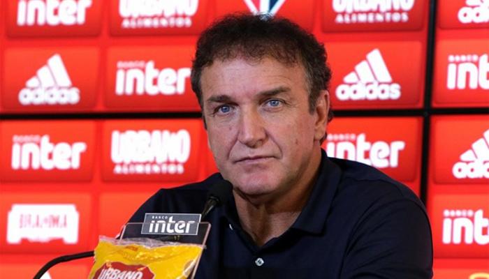 O treinador explicou os motivos de seu pedido de demissão. Foto: Rubens Chiri/São Paulo