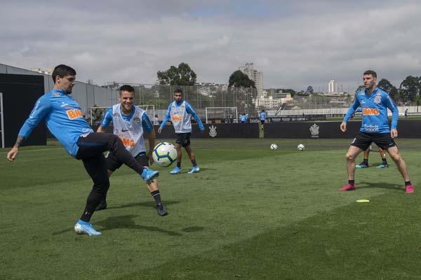 Equipe paulista ocupa a quinta posição no campeonato. Foto: Daniel Augusto Jr. Ag./Corinthians