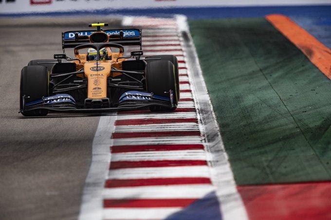 Equipe inglesa voltará a ser impulsionada pelos motores alemães a partir de 2021. Foto: McLarenF1