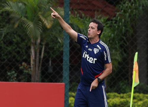 São Paulo e Flamengo se enfrentam hoje (28), às 19h. Foto: Rubens Chiri