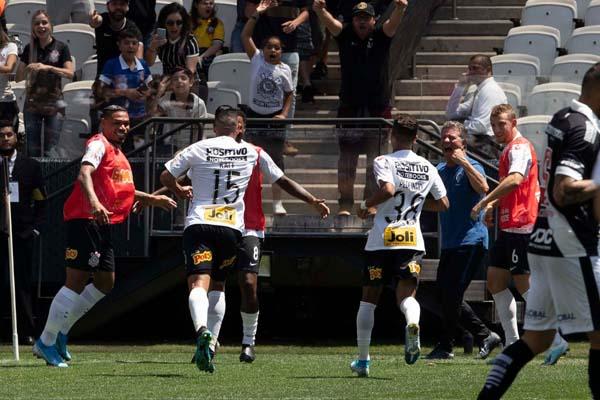 Corinthians levou a melhor sobre o Vasco. Foto: Daniel Augusto Jr./Ag. Corinthians