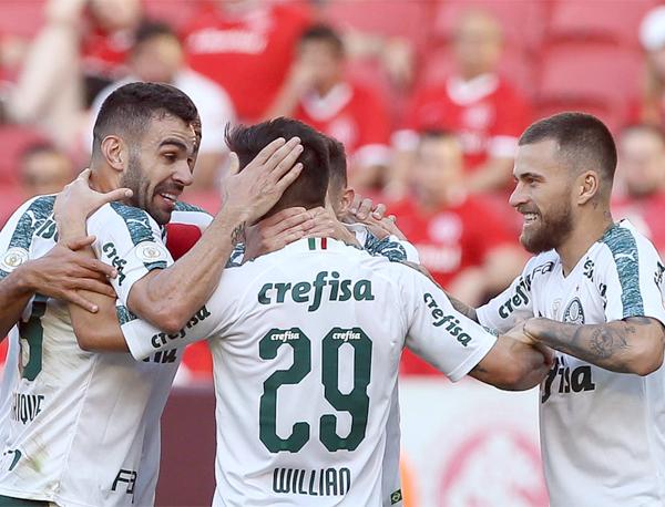 """Confira a tabela formulada pela equipe do site """"Chance de Gol"""". Foto: Cesar Greco/Ag.Palmeiras"""