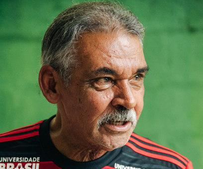 Jogador esteve na primeira lista de convocados para a Copa de 1970. Foto: arquivo pessoal