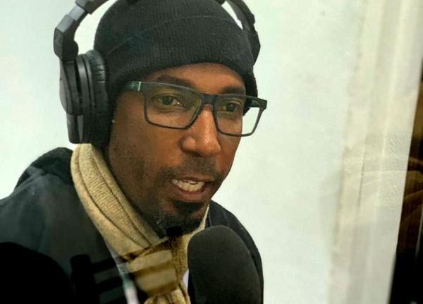 Narrador trabalhava na Rádio Super FM de Belo Horizonte. Foto: arquivo pessoal
