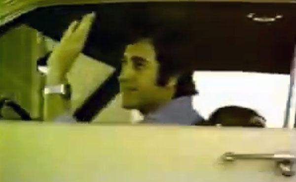 O saudoso piloto brasileiro divulgou carro que tentou competir com o Opala. Foto: Reprodução
