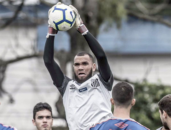 Atualmente, o Santos ocupa a terceira colocação do Brasileiro. Foto: Ivan Storti/Santos FC