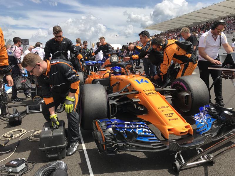 Equipe inglesa está indo à luta para voltar a ser protagonista. Foto: McLarenF1