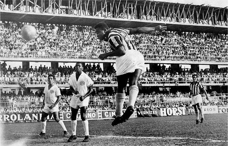 Coutinho marcou muitos gols no estádio santista. Foto: Divulgação