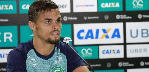 Michael está na mira do Santos e agrada bastante ao técnico Jorge Sampaoli. Foto: Rosiron Rodrigues/ GEC/Via UOL